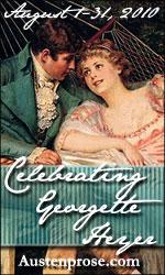 Celebrating Georgette Heyer