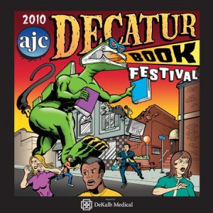 2010 Decatur Book Festival