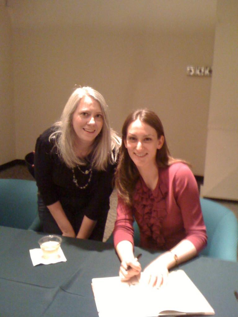 Katherine Howe and Me