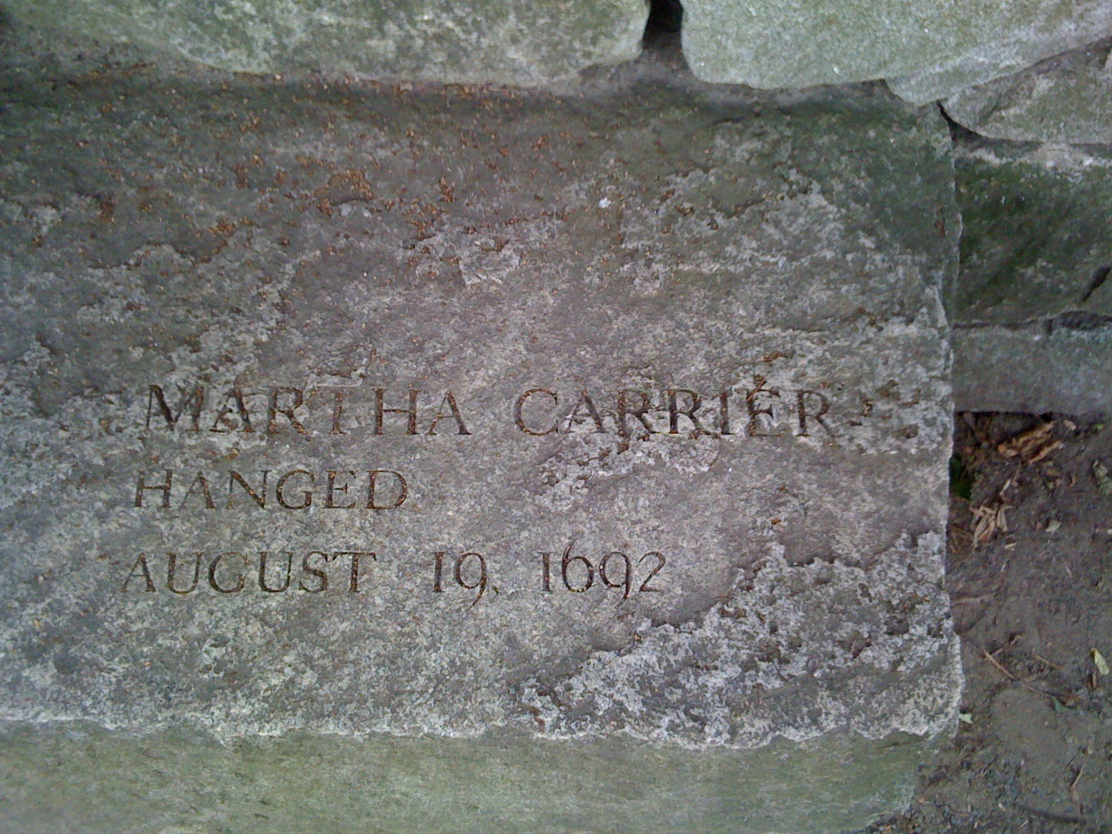 Martha Carrier