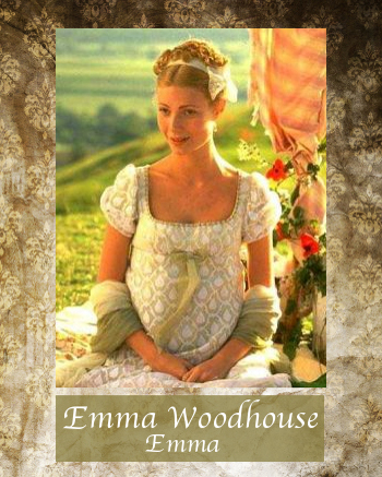 Emma Woodhouse front