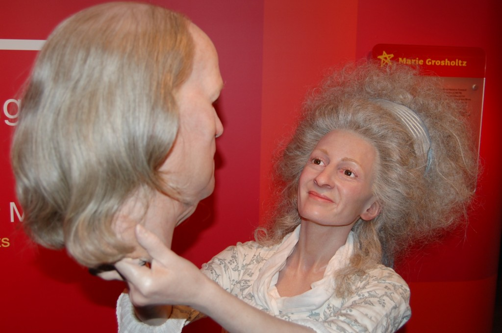 Marie Grosholtz Tussaud