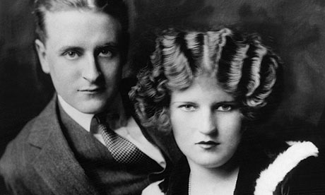 Scott and Zelda Fitzgerald