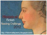 Historical Fiction Challenge 2012