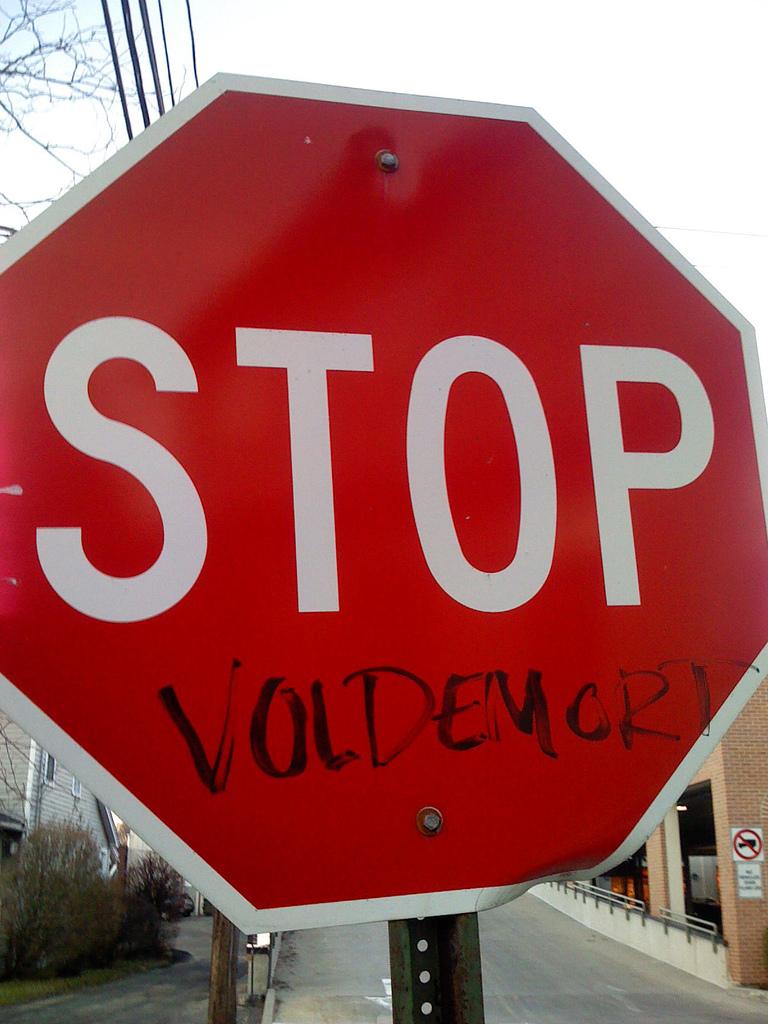 Stop Voldemort