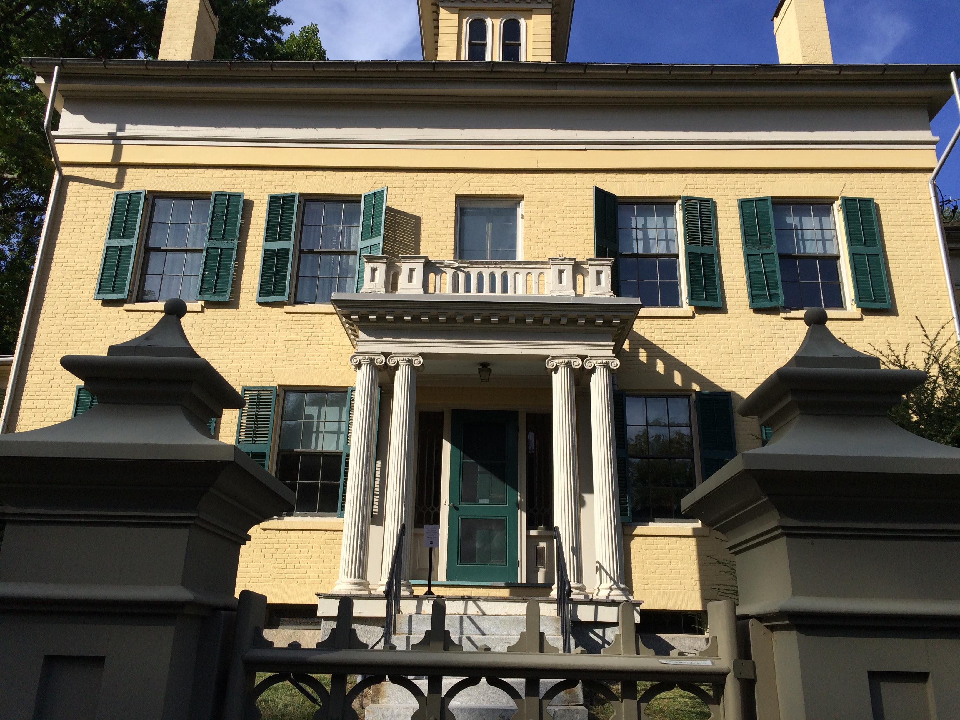 Emily Dickinson's House