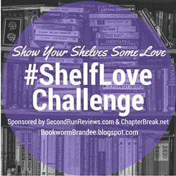 Shelf Love Challenge 2016