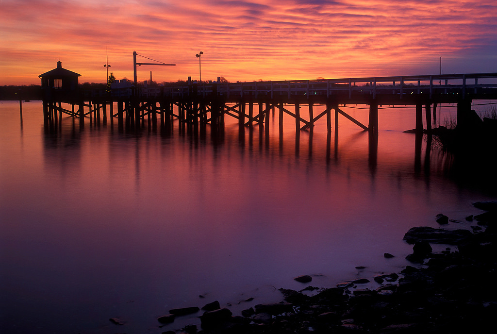 sunrise massachusetts photo