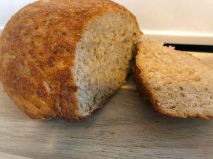 Oatmeal-Maple Bread