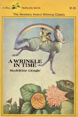 Wrinkle in Time Old Cover