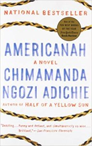 Review: Americanah, Chimamanda Ngozi Adichie