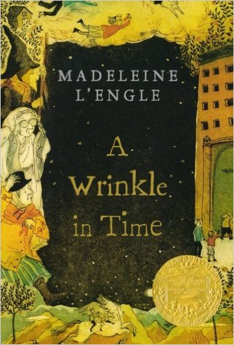 A Wrinkle in Time (Time Quintet, #1) by Madeleine L'Engle, Anna Quindlen