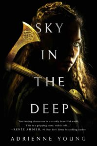 Review: Sky in the Deep, Adrienne Young