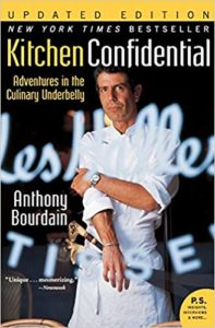Review: Kitchen Confidential, Anthony Bourdain