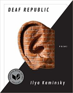 Review: Deaf Republic, Ilya Kaminsky