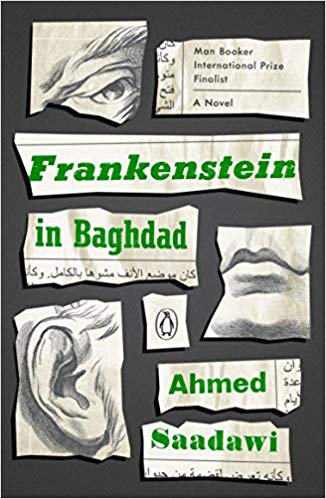 Frankenstein in Baghdad by Ahmed Saadawi, Jonathan Wright