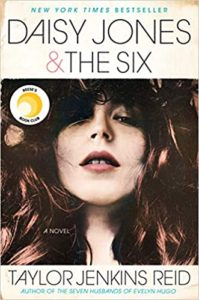 Review: Daisy Jones & The Six, Taylor Jenkins Reid