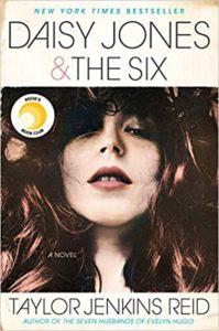Review: Daisy Jones & The Six, Taylor Jenkins Reid