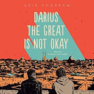 Review: Darius the Great is Not Okay, Adib Khorram, narrated by Michael Levi Harris