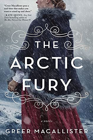 Review: The Arctic Fury, Greer Macallister